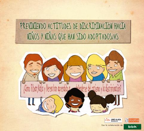 Los niños y niñas adoptados señalan más situaciones de discriminación que sus propios padres y madres (1/2)